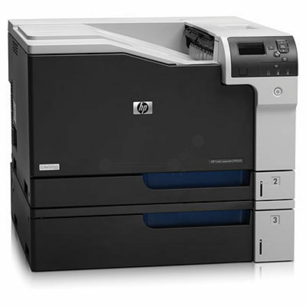 HP Color LaserJet Enterprise CP5525 Printerserie Downloads ...