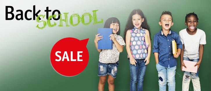 Back to School – Sale!