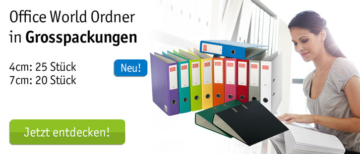 Office World Ordner